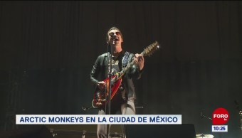 Foto: Arctic Monkeys en la CDMX