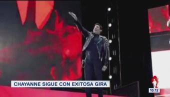 #EspectáculosenExpreso: Chayanne sigue con exitosa gira
