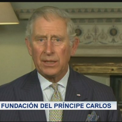 #EspectáculosenExpreso: En duda fundación del Príncipe Carlos