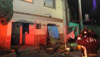Foto: La explosión se registró dentro de una bodega de 20 metros cuadrados ubicada en la planta baja de una vecindad en la calle Donizetti, el 2 de marzo de 2019 (Cuartoscuro)