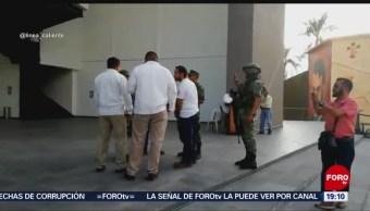 Foto: Falsa Amenaza Bomba Congreso De Morelos 21 de Marzo 2019
