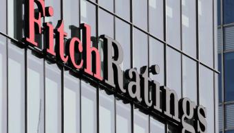 Foto: Fitch Ratings, letrero, 3 de marzo de 2016, Londres,Reino Unido.