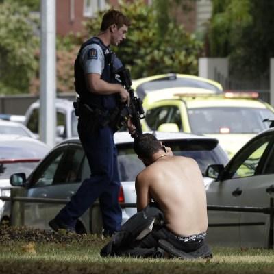 Confirman un detenido tras tiroteo en mezquita de Nueva Zelanda