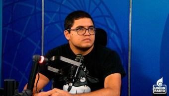Foto: Periodista y activista venezolano Luis Carlos Díaz