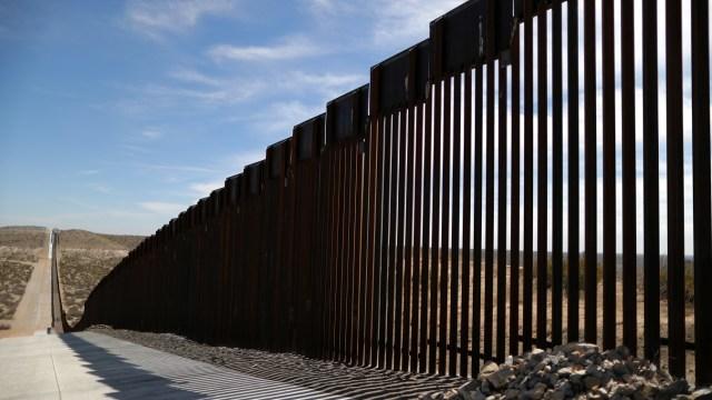 Foto Frontera México Estados Unidos 20 Abril 2019