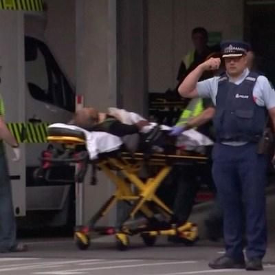 Tiroteos en mezquitas de Nueva Zelanda dejan varios muertos y heridos