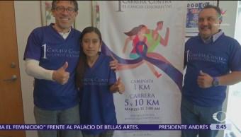 Foto: Fundación apoya a pacientes con diagnóstico de cáncer colorrectal