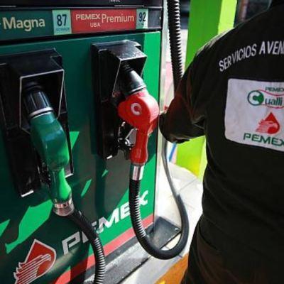 SHCP sube el estímulo fiscal para las gasolinas