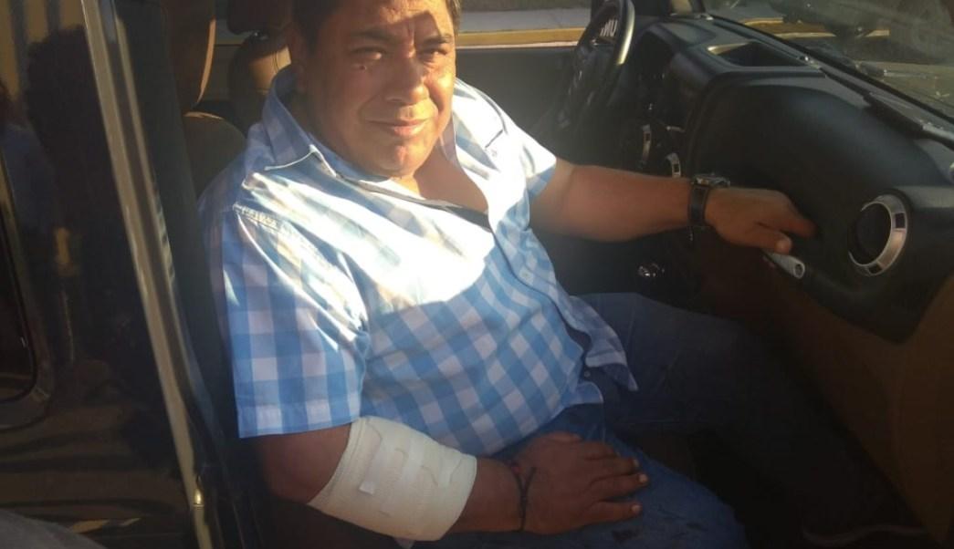 Periodista Hiram Moreno sobrevive a atentado en Salina Cruz, Oaxaca