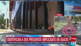 FOTO: Identifican a 2 agresores de exsecretario de Turismo de Colima, 10 marzo 2019