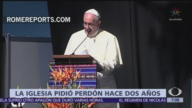 Iglesia Católica ya ofreció disculpas por la conquista de América