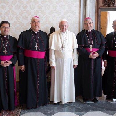 Iglesia mexicana habla con papa Francisco sobre abusos a menores y migrantes