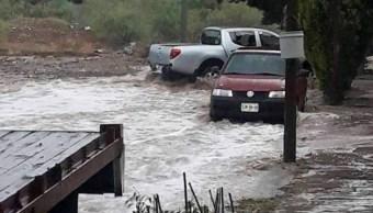 Foto: Una tormenta afectó gran parte de la zona norte de Zacatecas, principalmente los municipios de concepción del Oro y Mazapil, marzo 16 de 2019 (Foto: expresszacatecas)