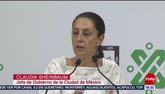 Foto: Investigan existencia de fosas clandestinas de 'La Unión Tepito': Sheinbaum