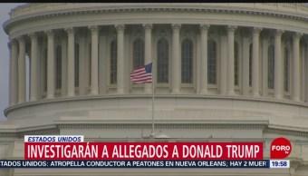 FOTO: Investigarán a allegados a Donald Trump, 3 marzo 2019