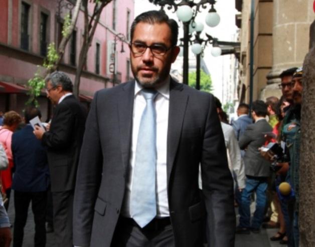 Foto: El secretario de Seguridad Ciudadana, Jesús Orta, ofreció una disculpa por la actuación de los policías, 30 de marzo de 2019 (Notimex)