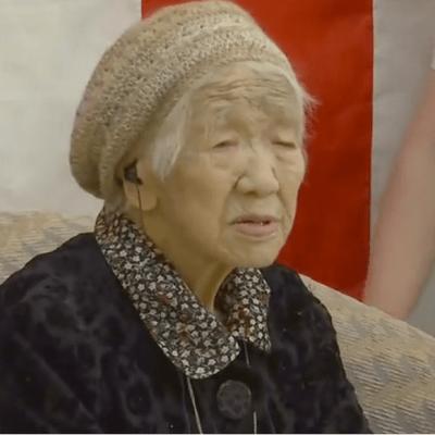 Mujer japonesa de 116 años es la persona más longeva del mundo
