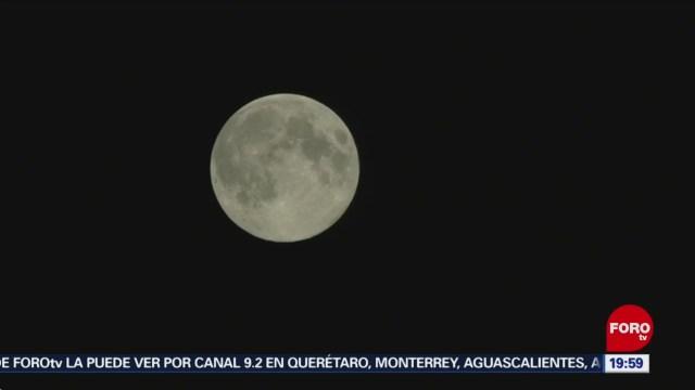 Foto: Última Súperluna Año Luna Hoy Marzo 20 de Marzo 2019