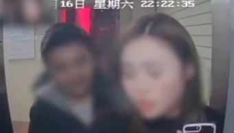 Ladrón Devuelve Dinero En Asalto De Cajero Automático, Video, Ladrón Devuelve Dinero, Cajero Automático, Ladrón Devuelve Dinero Robado, China