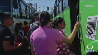 Foto: Las horas perdidas en el transporte público