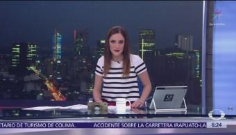 Las noticias, con Danielle Dithurbide: Programa del 11 de marzo del 2019