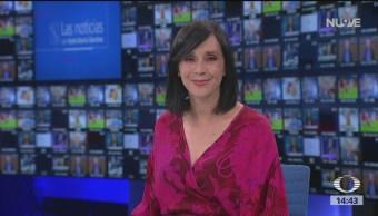 Foto: Las Noticias con Karla Iberia: Programa del 13 de marzo del 2019