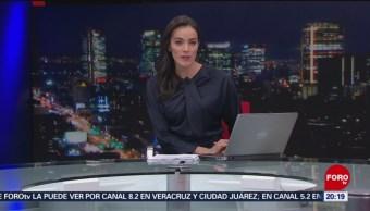 FOTO: Las Noticias de las 20:00 horas, con Danielle Dithurbide: Programa del 18 de marzo de 2019, 18 marzo 2019