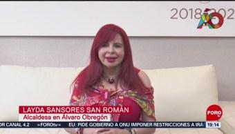 Foto: Layda Sansores Proyecto Inmobiliario Santa Fe 6 de Marzo 2019