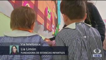 Foto: Lía Limón habla del Frente por la Niñez
