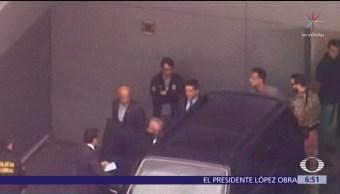 Liberan al expresidente de Brasil, Michel Temer