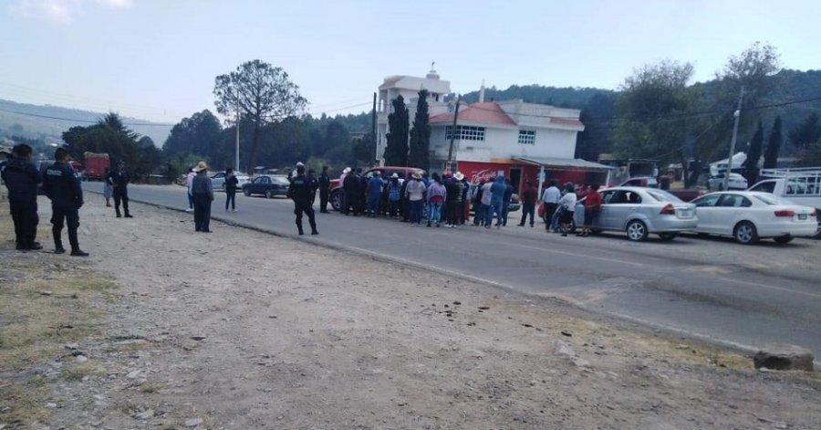 FOTO Linchan a feminicida en Nicolás Bravo, Puebla Página Negra 4 marzo 2019