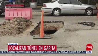 FOTO: Localizan túnel en la garita a Arizona, 8 MARZO 2019