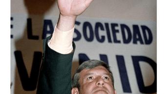 Foto: Andrés Manuel López Obrador, 20 de marzo del 2000, Ciudad de México