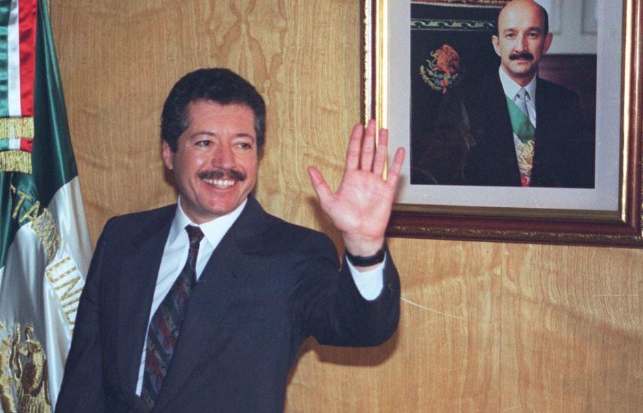 Imagen: Luis Donaldo Colosio, candidato presidencial del Partido Revolucionario Institucional (PRI), el 23 de marzo de 2019 (AP, archivo)