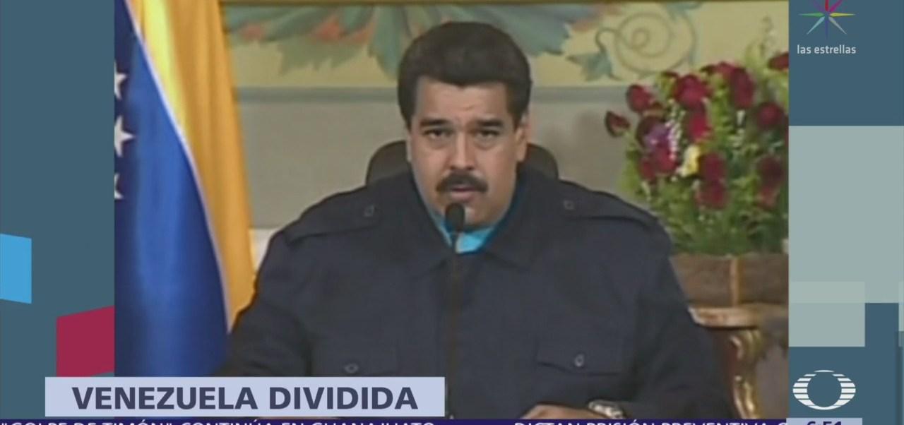 FOTO: Maduro pide renuncia a todo su gabinete, 18 marzo 2019