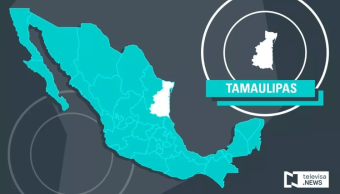 Foto: Mapa de Tamaulipas