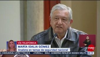 Foto: María Idalia Gómez: 70% de los estados no tienen Comisión de Búsqueda de Personas