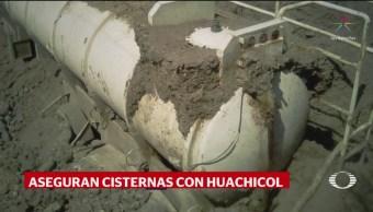Foto: Marina Asegura Combustible Robado 14 de Marzo 2019