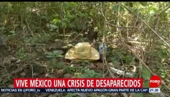 Foto: México Crisis Desaparición Personas 25 Marzo 2019