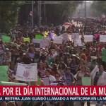 FOTO: Miles marchan en CDMX por Día Internacional de la Mujer, 8 MARZO 2019