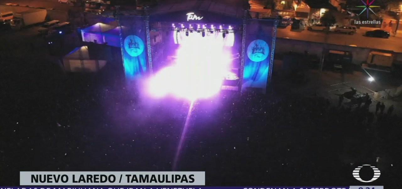 Molotov conquista a más de 7 mil personas en Nuevo Laredo, Tamaulipas