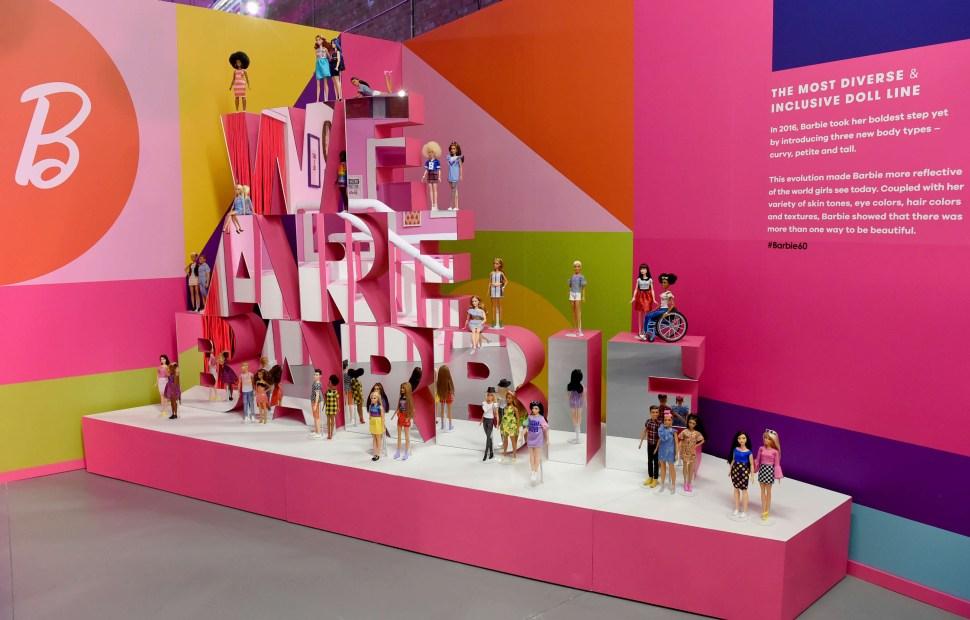 FOTO Barbie, la muñeca más famosa del mundo, cumple 60 años AP miami 9 marzo 2019