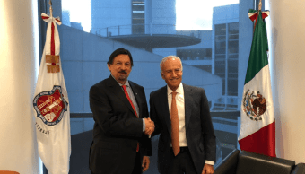 Termina paro laboral en Tamaulipas, informa Gómez Urrutia