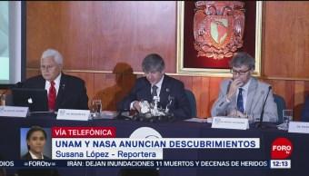 Foto: NASA y UNAM detallan investigaciones del Laboratorio Científico de Marte