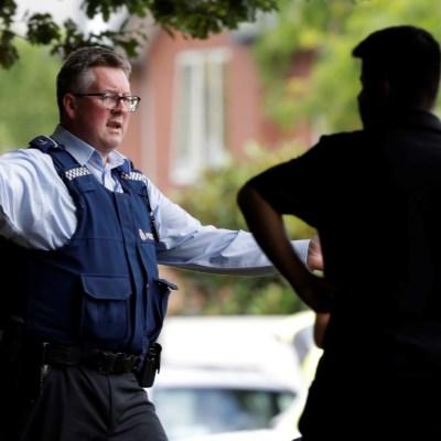 Tiroteo en Nueva Zelanda: Policía reporta cuatro detenidos
