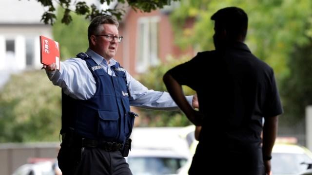Tiroteo en Nueva Zelanda: Policía reporta cuatro detenidos y múltiples muertos