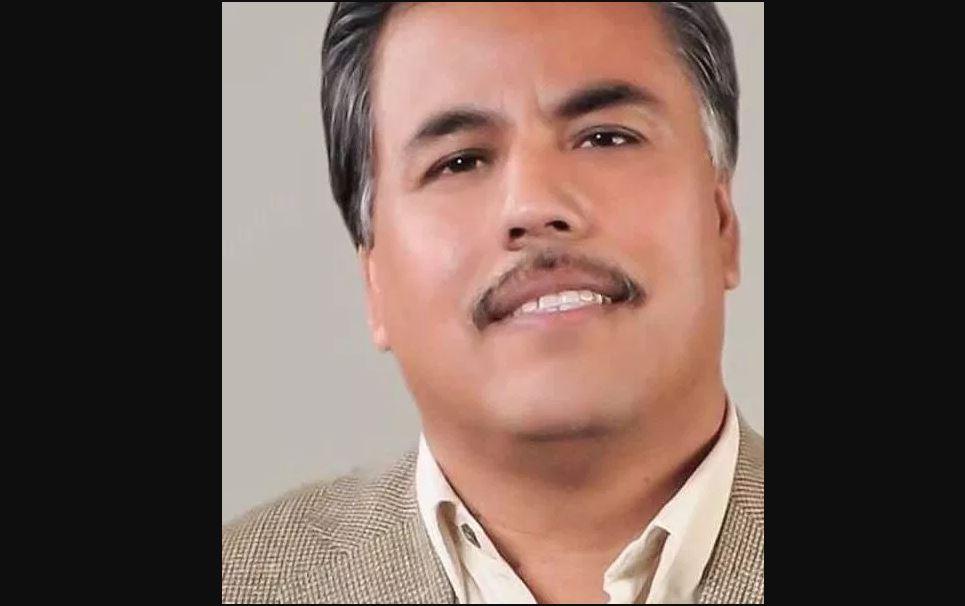 Foto: El crimen ocurrió en la casa del periodista Santiago Barroso Alfaro en el municipio San Luis Río Colorado, el 16 de marzo de 2019 (Twitter@SonoraRed)