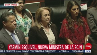Foto: Casos Injusticia No Deben Repetirse Olga Sánchez 12 de Marzo 2019