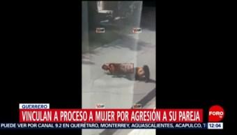 Nuevas imágenes de agresión en motel de Iguala, Guerrero