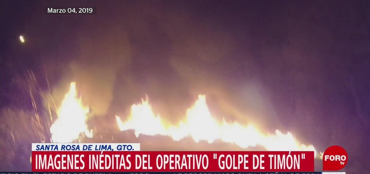 Foto: Nuevas imágenes del inicio del operativo 'Golpe de Timón' en Guanajuato